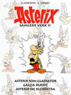 Cover for Asterix Samlede Verk (Hjemmet / Egmont, 2001 series) #2 [1. opplag]