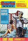 Cover for Serienytt (Serieforlaget / Se-Bladene / Stabenfeldt, 1968 series) #5/1968