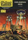 Cover for Illustrerade klassiker (Williams Förlags AB, 1965 series) #6 [HBN 199] (6:e upplagan) - Världarnas krig