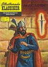 Cover for Illustrerade klassiker (Williams Förlags AB, 1965 series) #22 [HBN 199] (3:e upplagan) - MacBeth