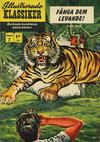 Cover for Illustrerade klassiker (Williams Förlags AB, 1965 series) #7 [HBN 199] (4:e upplagan) - Fånga dem levande