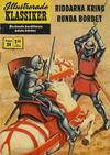 Cover for Illustrerade klassiker (Williams Förlags AB, 1965 series) #24 [HBN 165] (4:a upplagan) - Riddarna kring Runda bordet