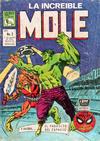 Cover for La Increible Mole (Editora de Periódicos La Prensa S.C.L., 1969 series) #2