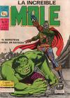 Cover for La Increible Mole (Editora de Periódicos La Prensa S.C.L., 1969 series) #11