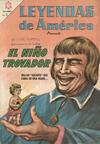 Cover for Leyendas de América (Editorial Novaro, 1956 series) #122