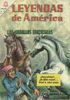 Cover for Leyendas de América (Editorial Novaro, 1956 series) #125