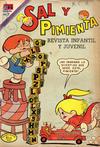 Cover for Sal y Pimienta (Editorial Novaro, 1964 series) #107