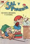 Cover for Sal y Pimienta (Editorial Novaro, 1964 series) #54