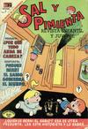 Cover for Sal y Pimienta (Editorial Novaro, 1964 series) #55