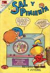 Cover for Sal y Pimienta (Editorial Novaro, 1964 series) #56
