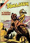 Cover for Tomajauk (Editorial Novaro, 1955 series) #136