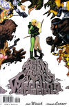Cover Thumbnail for Green Arrow / Black Canary Wedding Special (2007 series) #1 [Second Printing]