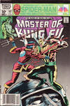 Cover Thumbnail for Master of Kung Fu (1974 series) #107 [Newsstand]