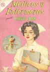 Cover for Médicos y Enfermeras (Editorial Novaro, 1963 series) #7