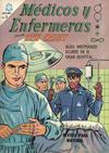 Cover for Médicos y Enfermeras (Editorial Novaro, 1963 series) #26