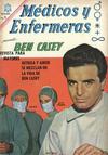 Cover for Médicos y Enfermeras (Editorial Novaro, 1963 series) #23