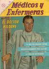 Cover for Médicos y Enfermeras (Editorial Novaro, 1963 series) #4
