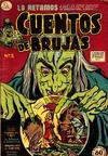 Cover for Cuentos de Brujas (Editora de Periódicos La Prensa S.C.L., 1951 series) #5