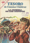 Cover for Tesoro de Cuentos Clásicos (Editorial Novaro, 1957 series) #60