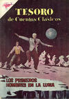 Cover for Tesoro de Cuentos Clásicos (Editorial Novaro, 1957 series) #50