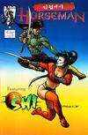 Cover for Horseman (Crusade Comics, 1996 series) #1