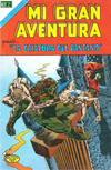 Cover for Mi Gran Aventura Serie Avestruz (Editorial Novaro, 1975 series) #2