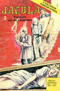 Cover Thumbnail for Jacula (De Vrijbuiter; De Schorpioen, 1973 series) #3