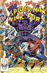 Cover Thumbnail for Marvel Team-Up (Marvel, 1972 series) #139 [Direct]