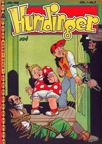 Cover Thumbnail for Humdinger (Novelty / Premium / Curtis, 1946 series) #v1#5 [5]