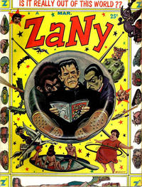 Cover Thumbnail for Zany (Candar, 1958 series) #3