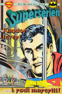 Cover Thumbnail for Superserien (Semic, 1982 series) #3/1983