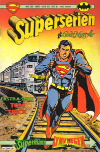 Cover Thumbnail for Superserien (Semic, 1982 series) #26/1982