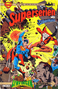 Cover Thumbnail for Superserien (Semic, 1982 series) #24/1982