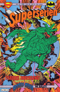 Cover Thumbnail for Superserien (Semic, 1982 series) #23/1982