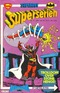 Cover Thumbnail for Superserien (Semic, 1982 series) #14/1982