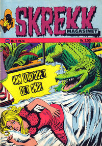 Cover Thumbnail for Skrekk Magasinet (Illustrerte Klassikere / Williams Forlag, 1972 series) #2/1974