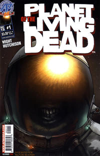 Cover Thumbnail for Planet of the Living Dead (Antarctic Press, 2010 series) #1