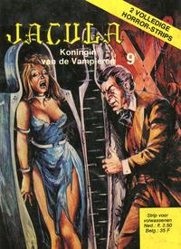 Cover Thumbnail for Jacula (De Vrijbuiter; De Schorpioen, 1973 series) #9