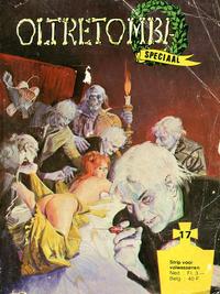 Cover Thumbnail for Oltretomba speciaal (De Vrijbuiter; De Schorpioen, 1973 series) #17