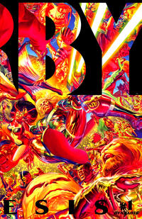 Cover Thumbnail for Kirby: Genesis (Dynamite Entertainment, 2011 series) #1 [Cover B (Landscape)]