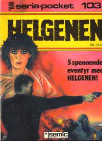 Cover Thumbnail for Serie-pocket (Semic, 1977 series) #103