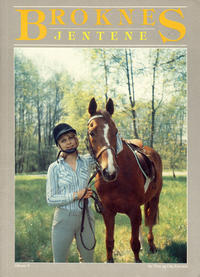 Cover Thumbnail for Broknesjentene (Serieforlaget / Se-Bladene / Stabenfeldt, 1988 series) #3