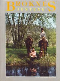 Cover Thumbnail for Broknesjentene (Serieforlaget / Se-Bladene / Stabenfeldt, 1988 series) #2