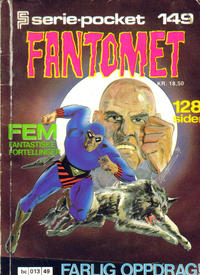 Cover Thumbnail for Serie-pocket (Semic, 1977 series) #149