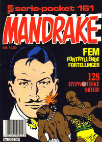 Cover for Serie-pocket (Semic, 1977 series) #161
