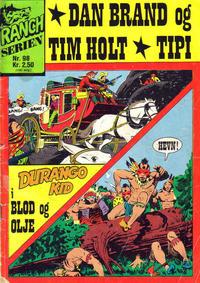 Cover Thumbnail for Ranchserien (Illustrerte Klassikere / Williams Forlag, 1968 series) #98