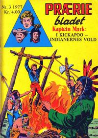 Cover Thumbnail for Præriebladet (Serieforlaget / Se-Bladene / Stabenfeldt, 1957 series) #3/1977