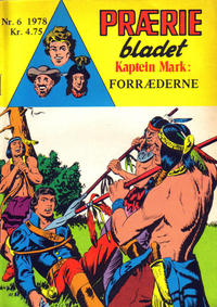 Cover Thumbnail for Præriebladet (Serieforlaget / Se-Bladene / Stabenfeldt, 1957 series) #6/1978