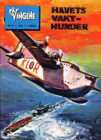 Cover Thumbnail for På Vingene (Serieforlaget / Se-Bladene / Stabenfeldt, 1963 series) #12/1963