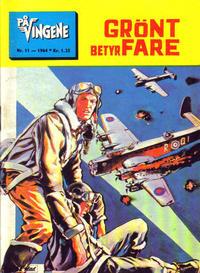 Cover Thumbnail for På Vingene (Serieforlaget / Se-Bladene / Stabenfeldt, 1963 series) #11/1964